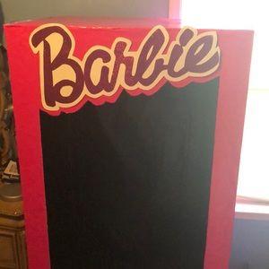 6 foot tall Barbie box